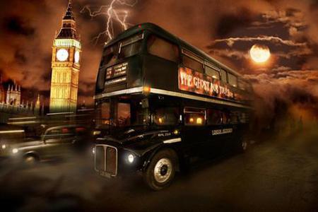 London Ghost Bus Tour