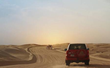 Full-Day Hatta Safari by 4x4 Jeep from Dubai
