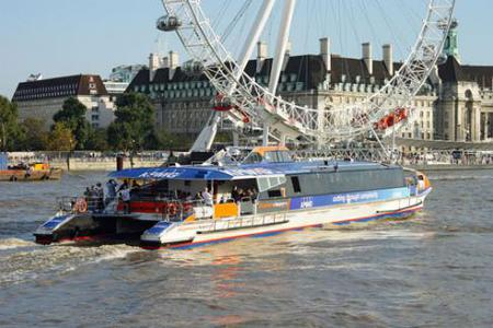 MBNA Thames Clippers River Roamer Pass