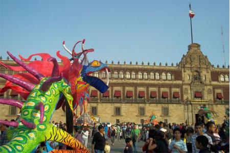 Turibus Hop on Hop off - Mexico City