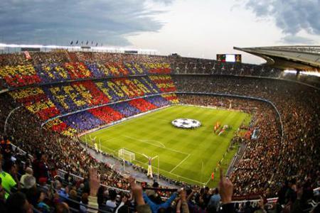F.C. Barcelona  Camp Nou