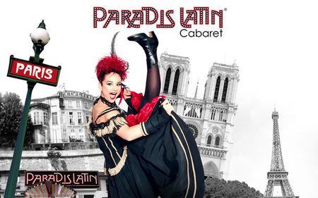 Paradis Latin Dinner and Show
