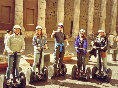 Guided Acropolis Tour by Segway