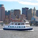 USS Constitution Harbor Cruise of Boston