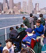 Boston Harbor Sunset Cruise and Tour