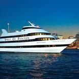 Boston Harbor Dinner Dance Cruise