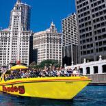 Seadog Speedboat River Architectural Tour