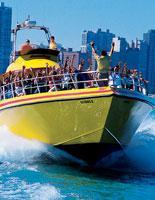 SeaDog Speedboat Lake Tour