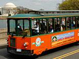 Old Town Trolley- Newseum Package