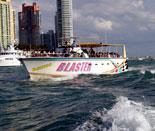 Miami Bayside Blaster Boat Ride