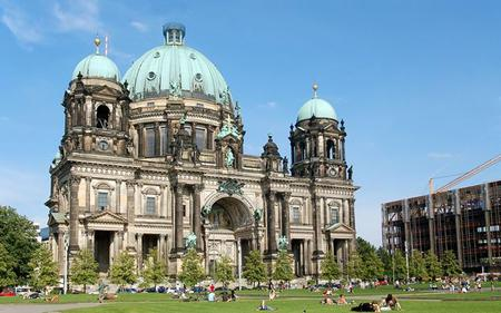 The Berlin Welcome Card and Museum Island