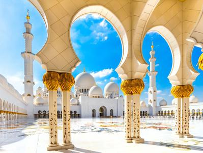 Abu Dhabi The Arabian Jewel - from Abu Dhabi