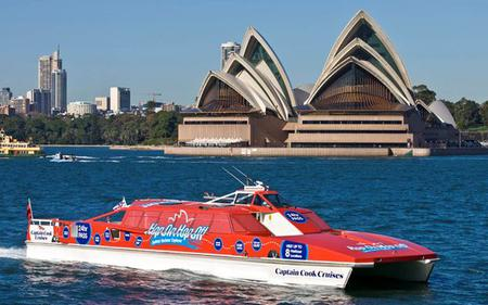 Sydney Harbour Hop-On Hop-Off Cruise & Optional Taronga Zoo