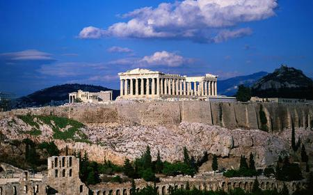 Athens: Private, Personalized Half-Day Sightseeing Tour