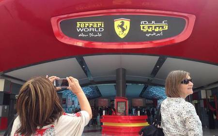 Abu Dhabi and Ferrari World Full-Day Tour from Dubai