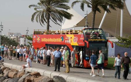 Hop-On Hop-Off Tour of Las Palmas