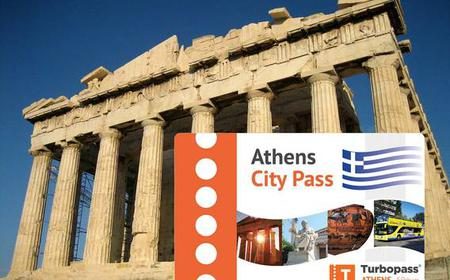 Athens City Pass: Free Admission and Free Transport