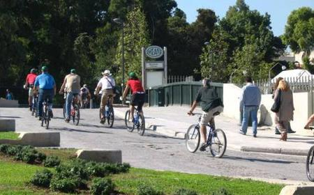 Athens Monuments and Hidden Gems 3-Hour Bike Tour