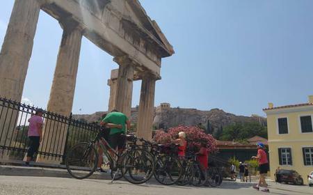 Athens: 3-Hour City Bike Tour