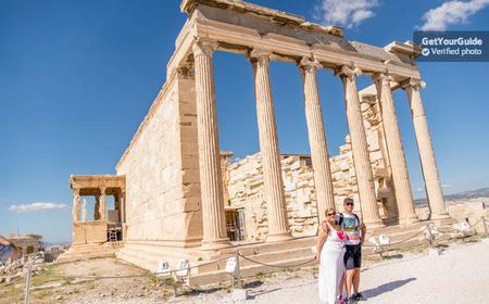 Athens Highlights Walking Tour