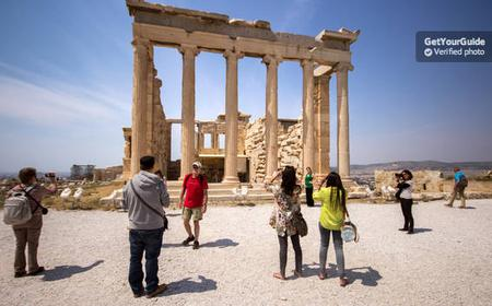 Athens and Acropolis: Skip-the-Line 3-Hour Walking Tour