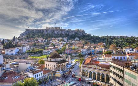 Athens: Half-Day Photographic Walking Tour