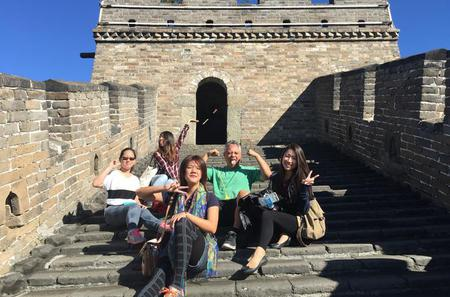 Small Group Mutianyu Great Wall and Summer Palace Tour with Lunch