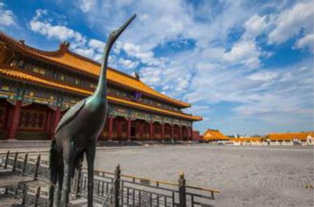 5-Hour Small Group Walking Tour: Beijing Tiananmen square and Forbidden City