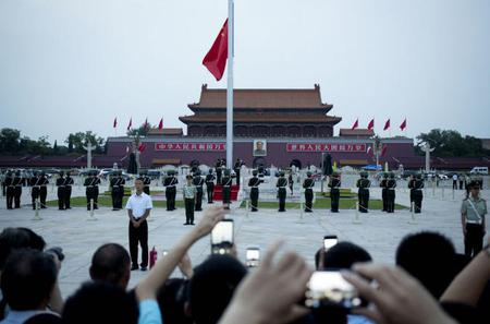 Small Group Night Walking Tour Including Flag Lowering Ceremony At Tiananmen Square Beijing