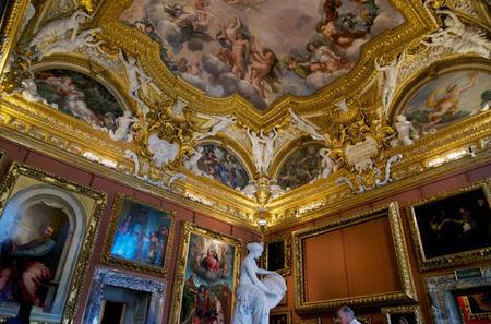 Palatina Gallery and Modern Art Gallery at Palazzo Pitti