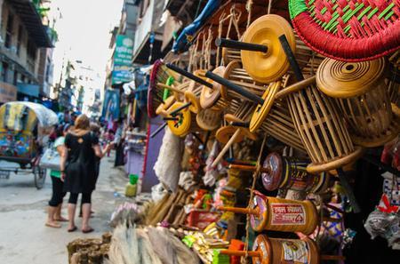 Walking Tour of Kathmandu to Ason Markets