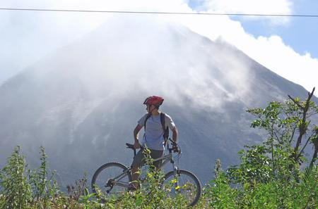 Biking Tour Around Arenal Volcano National Park and Arenal Lake