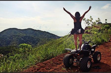 Jaco Canopy Zipline and ATV Combo Adventure