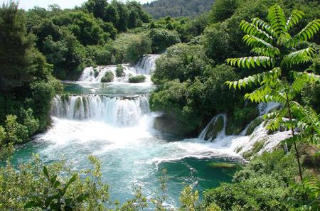 National Park Krka Waterfalls Small-Group Day Trip from Split