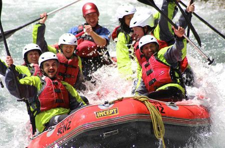 Tongariro White Water Rafting from Taupo and Turangi