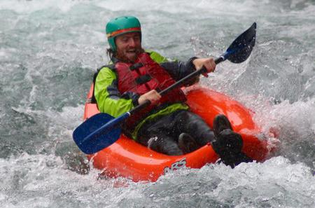 Half-Day Tongariro River Kayaking Adventure