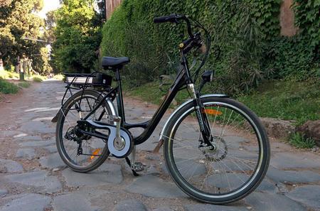 Bike Rental: Appia Anticain Regional Park in Rome