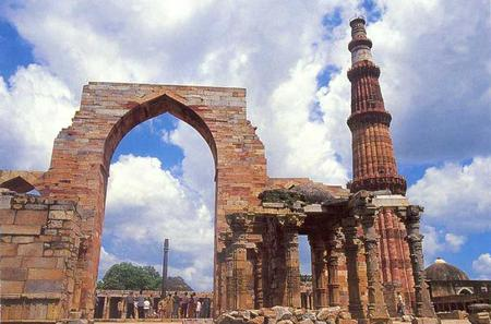 Day Tour of Delhi: Old and New