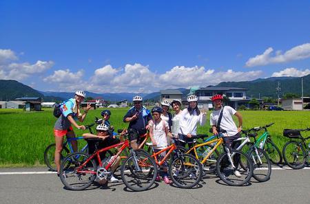 Hida Biking Day Tour