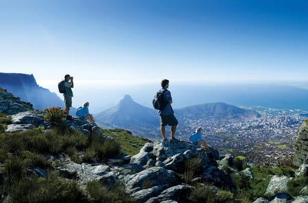 Private Cape Town City Tour Including Table Mountain Walk