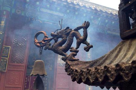 Beijing Private Transfer with Sightseeing: Hongluo Red Snail Temple from Beijing