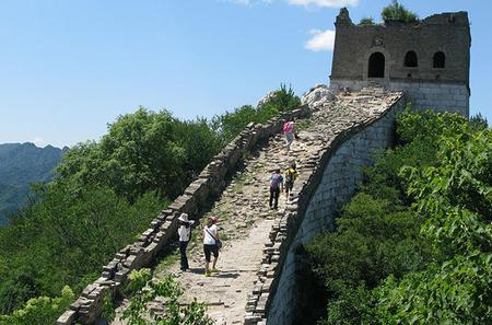 Coach Day Tour - Jinshanling Great Wall Hiking With Pickup from 36 Hotels In Beijing