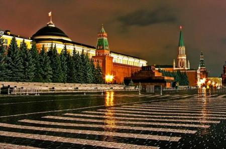 Moscow: 850 year of history of Russian Capital