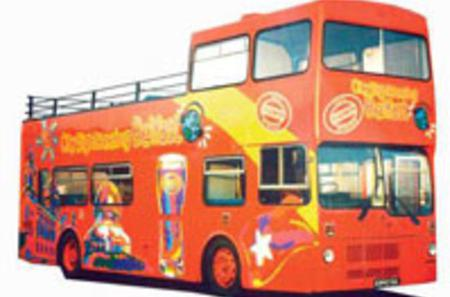 Belfast Shore Excursion: City Sightseeing Hop-On Hop-Off Tour