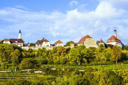 Overnight Munich to Frankfurt - Romantic Road, Rothenburg