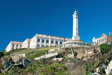 San Francisco City and Alcatraz Tour with Optional Bay Cruise and Ferry to Sausalito