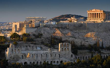 Athens Acropolis Afternoon Guided Tour