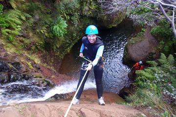 Canyoning in Madiera from Funchal or Caniço