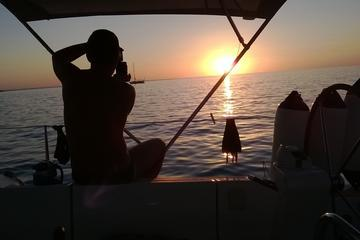 Isla Mujeres Overnight Boat and Breakfast and Private Sailing Tour