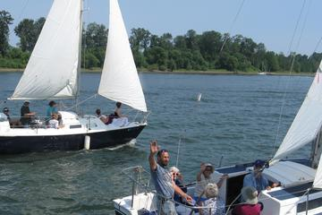 90 minute Introduction to Sailing small group class